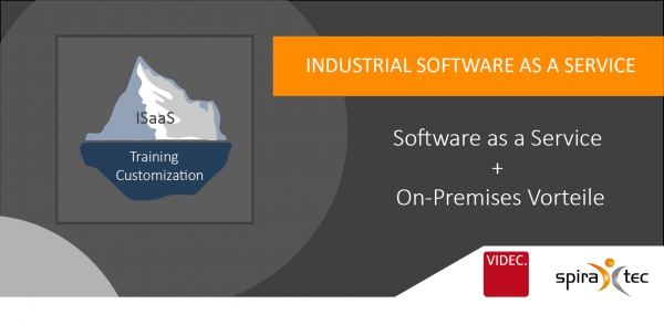 Industrial Software as a Service – Das innovative Service Konzept von SpiraTec